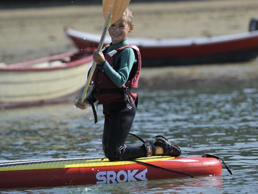 🗓 Apéro Paddle à Saint-Suliac