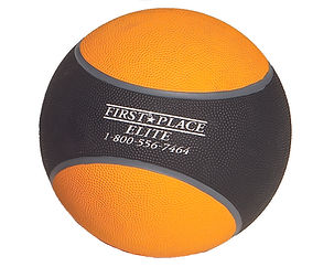 10 pound bouncing medicine ball