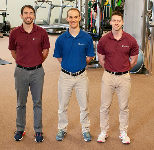 group photo of Med Gym Trainers