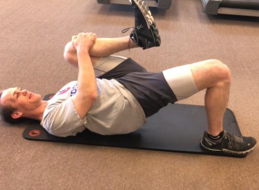 Hip Mobility Week 5 - The Leg Lock Bridge