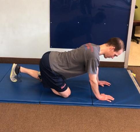 Hip Mobility Week 7 - The Kneeling Glute Mobilization