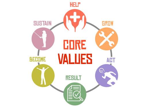 Giá trị cốt lõi - Niềm tin khởi xướng mọi hành trình