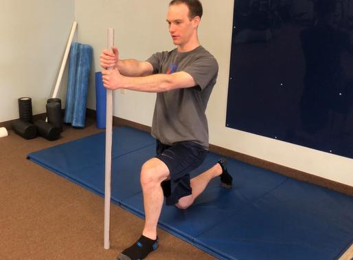 Hip Mobility Week 4 - The 1/2 Kneeling Hip Flexor Mobilization