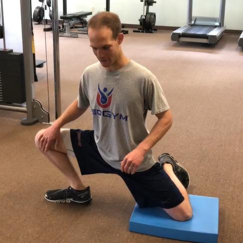 Hip Mobility Week 8 - The 1/2 Kneeling Adductor Dip