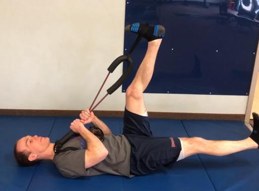 Hip Mobility Week 3: Leg Raising and Lowering