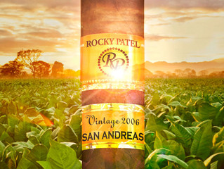 March's Currently Smoking Cigar of the Month: Rocky Patel Vintage 2006 San Andreas