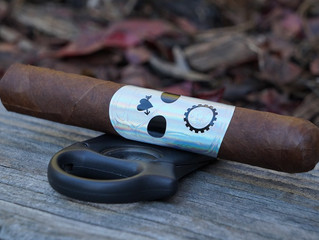July's Currently Smoking Cigar of the Month Foundry Time Flies