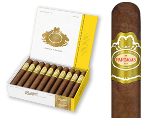 Currently Smoking Cigar of The Month: Partagas Ramon y Ramon