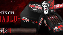September's Currently Smoking Cigar of The Month: Punch Diablo
