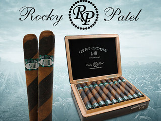 April's Currently Smoking Cigar of The Month; Rocky Patel A-10