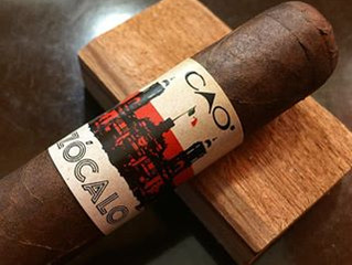 June's Currently Smoking Cigar of The Month the CAO Localo