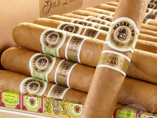 Macanudo Montego Y Cia Gold Label