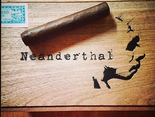 February's Currently Smoking Cigar of the Month: RoMa Craft Neanderthal