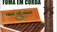 CAO Fuma Em Corda | October's Currently Smoking Cigar of The Month