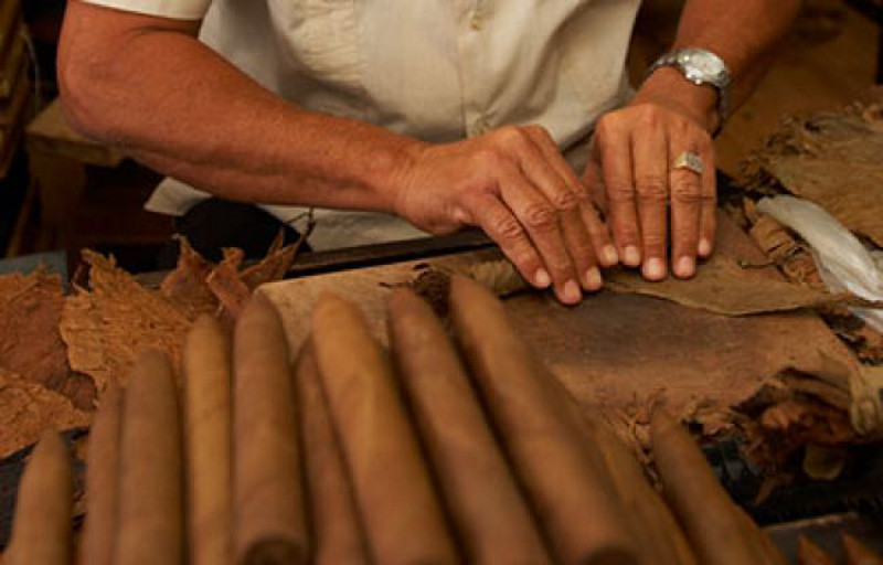 How are cigars made?