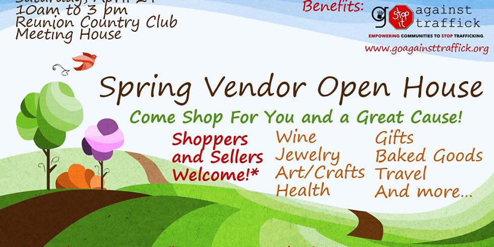 Spring Vendor Open House/Craft Show