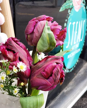 tulips at event