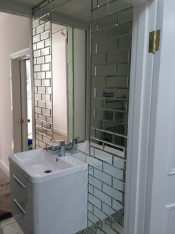 Chrome tiling and sink.JPG