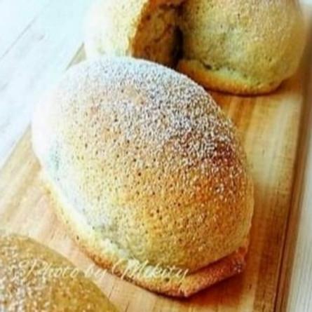 ホシノ天然酵母でパン作り             ベリーのビスキュイブレッド