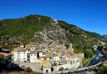 Entrevaux Haute Provence
