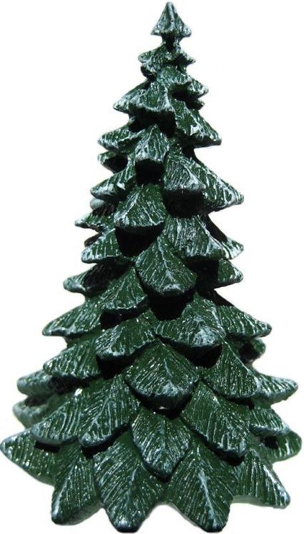 #4166 - Snowy Pine Tree