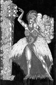 The Drag Queen Archtype