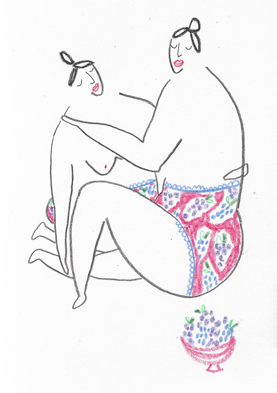 Grape Pants Girls