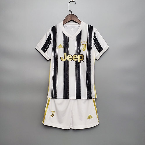 KIT INFANTIL JUVENTUS HOME 20/21