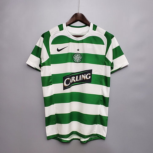 RETRÔ CELTIC HOME 05-06