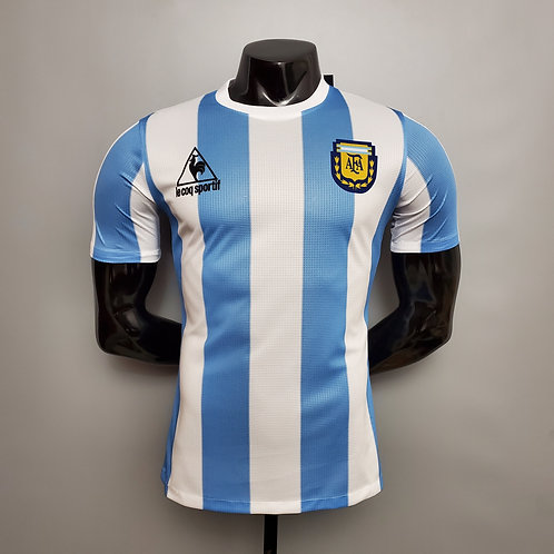 ARGENTINA HOME RETRÔ PLAYER