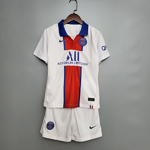 KIT INFANTIL PSG AWAY 20/21
