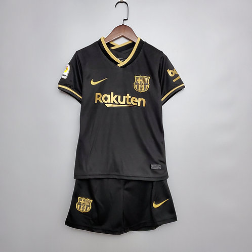 KIT INFANTIL BARCELONA AWAY 20/21