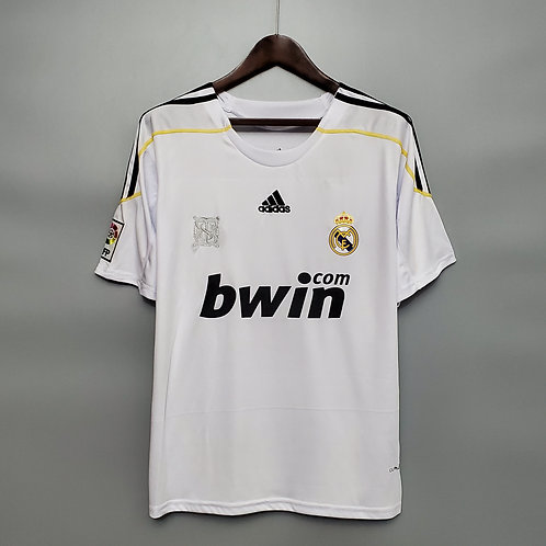 RETRÔ REAL MADRID 09-10