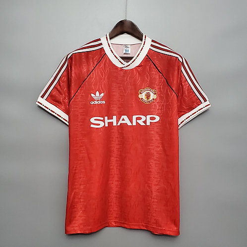 RETRÔ MAN. UNITED HOME 90-92