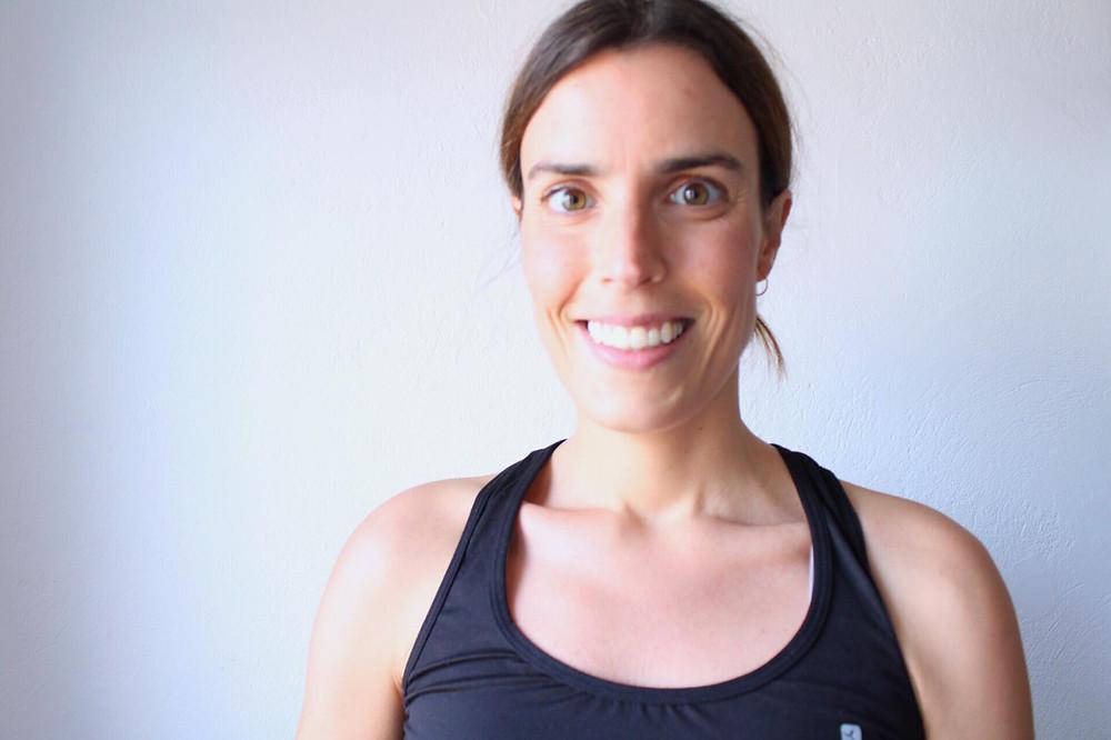 Tania Rodríguez. Licenciada en Ciencias de la Actividad Física y Deporte