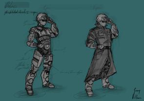Diseño de personaje: Dolas