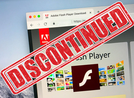 Flash Has Been Discontinued. What that Means and What You Can Do