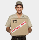 canvas photo delivery