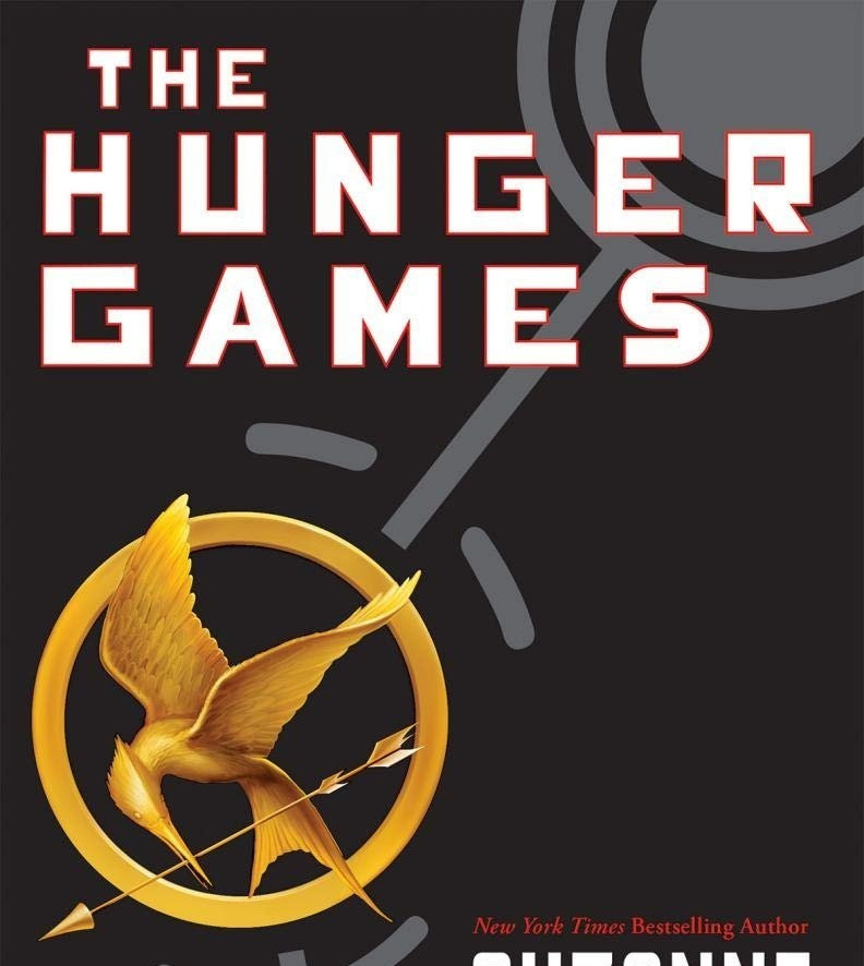 The Giver & The Hunger Games