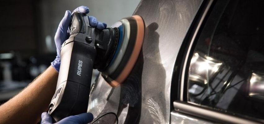 Car polishing and valeting bramshall
