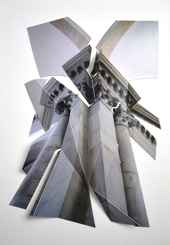 Archival C-Print mounted on Aluminium. 42cm x 30 x 5cm