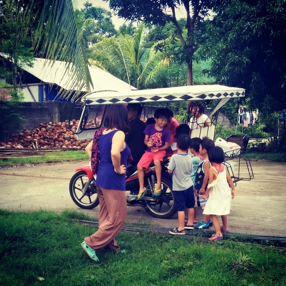親子留学フィリピンドゥマゲテ