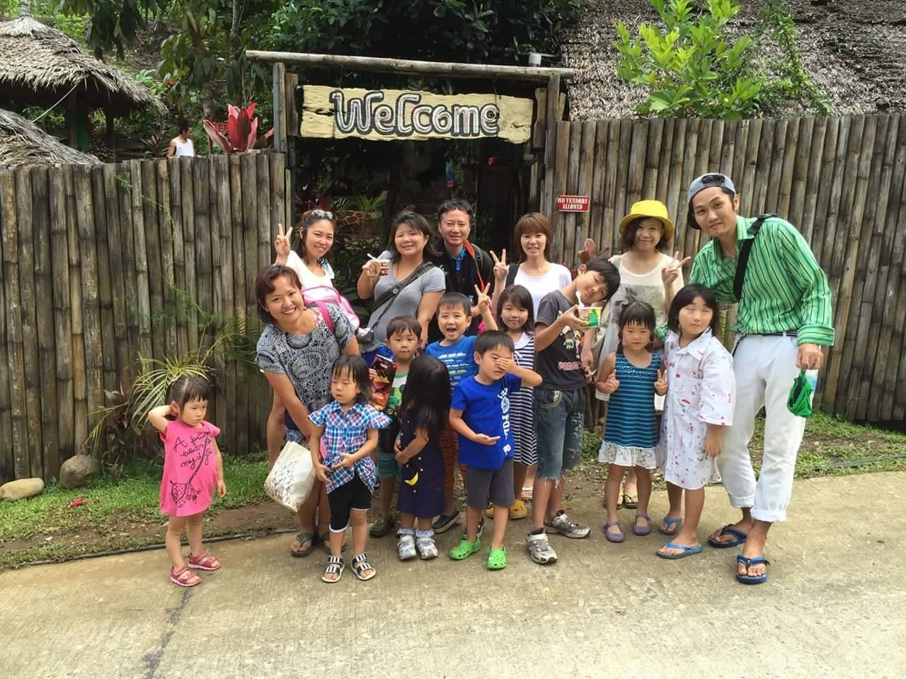 フィリピンドゥマゲテ親子留学