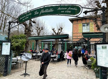 【美食分享】位於Château de Versailles凡爾賽宮旁邊的La Flottille|享受美景與美食 一次擁有|從主廚的角度看世界chefeye|les plats sont super