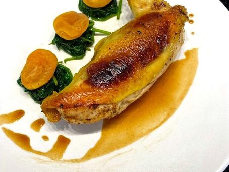 【巴黎藍帶廚藝學校】食譜分享 Resette【Suprême de poulet jaune】Le Cordon Bleu cuisine Intermédiaire從主廚的角度看世界chefeye
