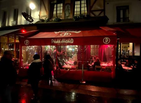 【美食分享】創立於1832年Bouillon Pharamond 法拉蒙|巴黎老字號平價大眾食堂|法國傳統美食|從主廚的角度看世界chefeye|Bouillon Pharamond Paris