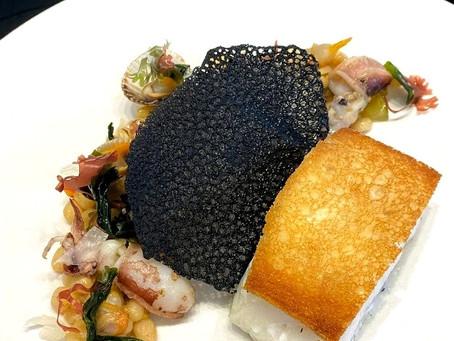 【巴黎藍帶廚藝學校】食譜分享 Resette【Viennoise de cabillaud épais aux coquillages】Le Cordon Bleu Paris從主廚的角度看世界
