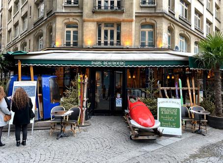 【美食分享】Paris Beaubourg位於Le Center POMPIDOU旁的法式餐館|推薦紅酒燉牛肉煎鴨胸熔岩巧克力|從主廚的角度看世界chefeye|C'est très très Bon