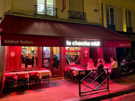 【美食分享】1978年創立Le cherche midi 義大利小酒館 手工製麵的好味道 松露義大利麵好猛 從主廚的角度看世界chefeye bistrot Italien Truffes Pasta