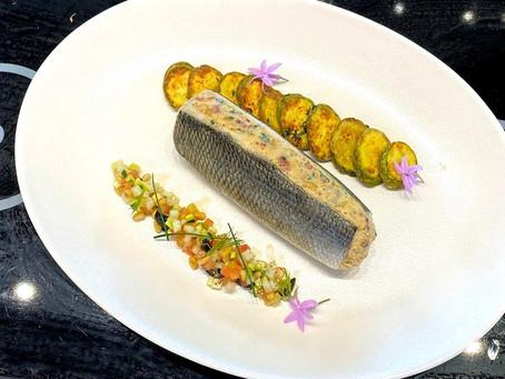 【巴黎藍帶廚藝學校】食譜分享 Resette【Daurade royale farcie】Le Cordon Bleu cuisine de Base從主廚的角度看世界chefeye